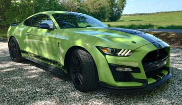 Ford Mustang Shelby GT 500 model 2020