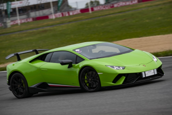 Lamborghini Huracán Performante LP640-4